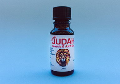 30ml Judah Muscle Joint Rub Cream